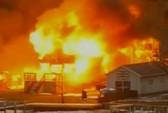 """Mỹ: Tay súng tự đốt nhà """"bẫy"""" lính cứu hỏa"""