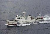 Ba tàu Trung Quốc lại tới Senkaku