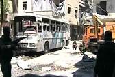 Báo Nga: Quân nổi dậy đầu hàng ở Damascus