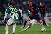 Messi đã biết mùi thất bại!