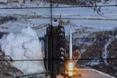 """""""Vệ tinh Triều Tiên đang mất kiểm soát"""""""