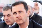 Tổng thống Syria tái xuất
