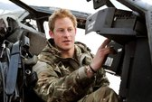 Taliban: Hoàng tử Harry có vấn đề thần kinh