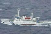 Bốn tàu hải giám Trung Quốc tới Senkaku