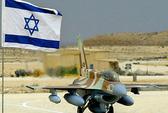 Chiến đấu cơ Israel nã đạn vào biên giới Syria