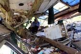 Trung Quốc: Xe buýt nổ, 43 người thương vong