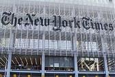 Tin tặc Trung Quốc tấn công báo New York Times
