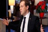 Thủ tướng Nga Medvedev: Cơ hội của Assad đang lụi dần
