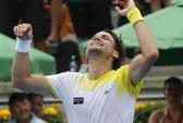 David Ferrer sánh ngang kỷ lục huyền thoại quần vợt Úc