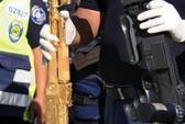 Tìm thấy khẩu súng AK-47 vàng