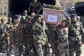 Ấn Độ tố Pakistan chặt đầu binh sĩ Kashmir