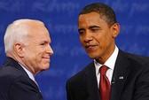 John McCain châm chọc phát biểu của Obama