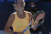 Azarenka mang tin vui cho Serena Williams