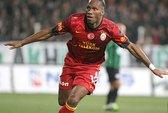 Drogba lập đại công trong ngày ra mắt Galatasaray