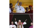 Giáo hoàng Francis ăn trưa với người tiền nhiệm