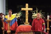 Venezuela ướp di hài Tổng thống Hugo Chavez