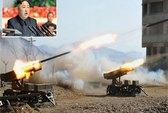 Triều Tiên tập trận máy bay không người lái chĩa vào Hàn Quốc