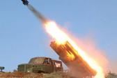 Triều Tiên bắn hai quả tên lửa