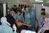 Tình báo Mỹ: Syria đã sử dụng vũ khí hóa học
