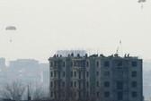 Triều Tiên tập trận nhảy dù sát biên giới Trung Quốc