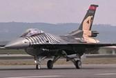 Chiến đấu cơ F-16 của TNK rơi sát biên giới Syria