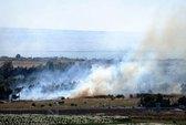 Xe tăng Israel ồ ạt kéo về biên giới Syria