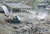 """Israel """"tung vũ khí mới"""" tuyên chiến với Syria"""