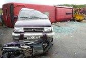 Tai nạn liên hoàn, ít nhất 14 người thương vong
