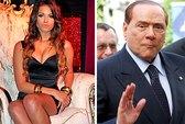 Xâm hại trẻ vị thành niên, ông Berlusconi lãnh án 7 năm tù