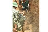 Nghệ An: Phát hiện bom khủng