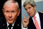 """Giới """"chóp bu"""" Mỹ mâu thuẫn về vấn đề đánh bom Syria"""