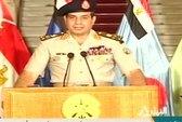 Ai Cập: Quân đội lật đổ Tổng thống Morsi