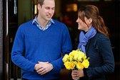 Công nương Kate nhập viện cùng Hoàng tử William