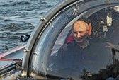 Putin lặn tàu ngầm thám hiểm tàu chiến