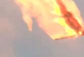 Nga: Tên lửa Proton-M rơi khi vừa rời bệ phóng