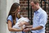 Cận cảnh em bé Hoàng gia Anh