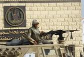 """Quân đội Ai Cập không còn """"thề trung thành với tổng thống"""""""