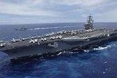 """Tàu chiến Mỹ vẫn """"sẵn sàng tấn công khốc liệt"""" Syria"""