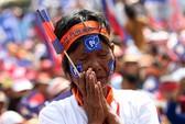 Campuchia: Biểu tình rầm rộ kéo dài 3 ngày
