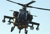 Đài Loan mua phải trực thăng Apache