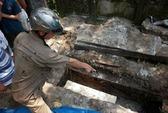 Đào mộ, trộm hộp sọ để đòi chuộc 300 triệu đồng