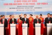 Hơn 25.000 tỉ đồng xây cảng biển lớn nhất VN