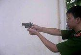 Hà Nội: Trang bị súng bắn đạn cao su đa năng cho CSKV