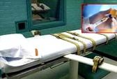 Tiêm thuốc độc tử tù từ ngày 27-6
