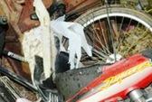 Nổ xe máy sau đám cưới, người yêu cũ của chú rể tử vong