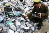 80% hàng giả nhập lậu từ Trung Quốc