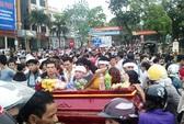 Vụ quan tài diễu phố: Con rể Chủ tịch tỉnh Vĩnh Phúc không liên quan