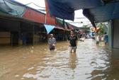 Đồ Sơn (Hải Phòng): Nước tràn ngập khu dân cư