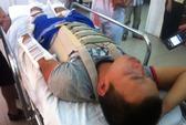 CA Ninh Bình: Thanh niên nhảy lầu từng đâm công an trọng thương