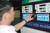 Xăng tăng giá lên sát mức cao kỷ lục